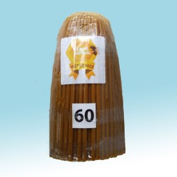 Свечи парафиновые Конусные КРАСНЫЕ  20 (100шт)  31см, диаметр  100 мм 2кг