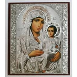 Иерусалимская белая Св. Лики полиграф,6,0х7,3см упаковка 100 шт