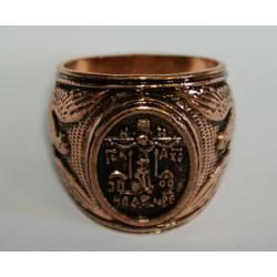 Кольцо Печатка 1
