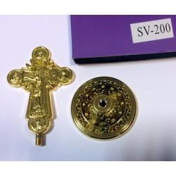 Крест в подарочной упаковке SV200