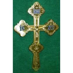 17 Крест большой с буквами