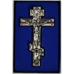 Кресты металлические SV 14 (СЕР. цв.) Сувенирные КИТАЙ