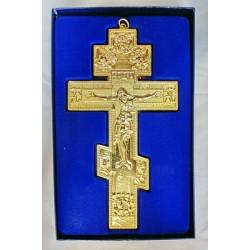 Кресты металлические SV 15 A 15,8х8,5см (ЗОЛ. цв.)Сувенирные КИТАЙ