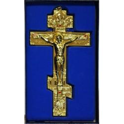 Кресты металлические SV 15 B (ЗОЛ. цв.)Сувенирные КИТАЙ