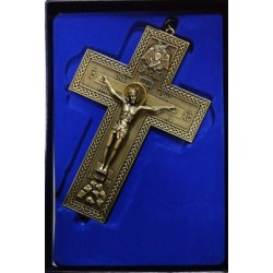 Кресты металлические SV 18 (бронз. ЗЕЛ. цв.)