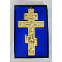 Кресты металлические SV 19  19х10 см (ЗОЛ цв.)
