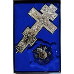 Кресты металлические КР 21  (СЕР. цв.)