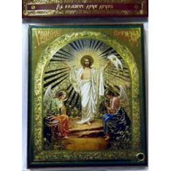 Воскресенье Господне  ДСП15х18 БЕЗ КАПСУЛЫ