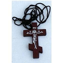 Крест 8 конеч. дер. К  (1113-41) упаковка 100 шт, в 1 ящ-2000