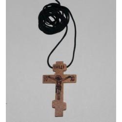 Крест дер. Вызженный восьмиконечный упаковка 100 шт