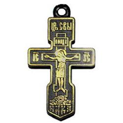 Крест Мощевик  пластм. на присоске  упаковка 100 шт