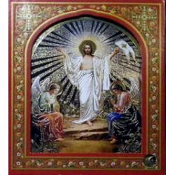 Воскресенье Господне  ДСП15х18  С  КАПСУЛОЙ