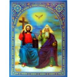 Троица Новозаветная 24*34 (стерео)