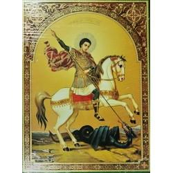Георгий на коне МДФ 30*40