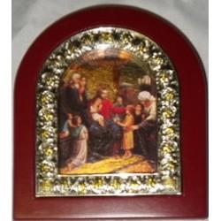 Благословение детей арка малая