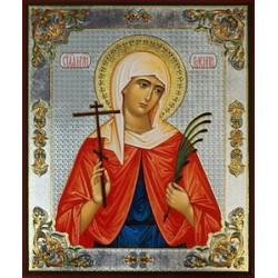 Валентина 2 икона на оргалите 18х24