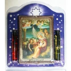Набор в блистерной упаковке Рождество