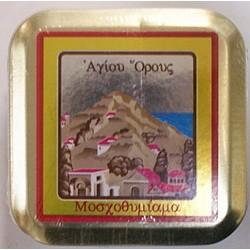 Ладан Праздничный 75г ж/б Масло корицы