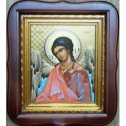 Киот дер. багет 15х18 Н Ангел Хранитель