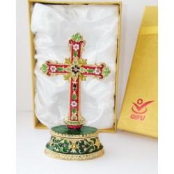 Шкатулка Крест 1885 в 1 ящ40 шт (75)