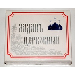 Дикий Цветок 50г Ладан Церковный(Греция) катА в бел.короб.