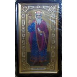 Киот Храмовый 116х67 БН  Св. Владимир