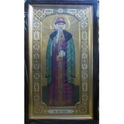 Киот Храмовый 116х67 БН  Св. Ольга