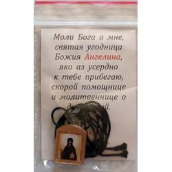 Ангелина Ладанка  Д  с фителем упаковка 50шт