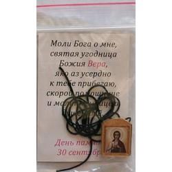 Вера Ладанка  Д  с фителем упаковка 50шт