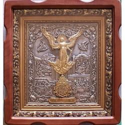 Киот Гальванопластика Ангел (410Х450 (фигурн.)
