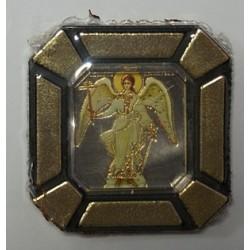 Ангел Хранитель Одинарная икона в стекле    упаковка 25 шт