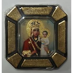 Призри на Смирение  Одинарная икона в стекле    упаковка 25 шт