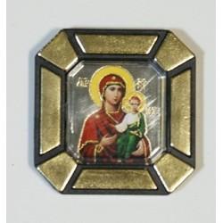 Смоленская Б.М.Одинарная икона в стекле    упаковка 25 шт