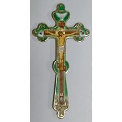 Крест погребальный фигурный полиграфия