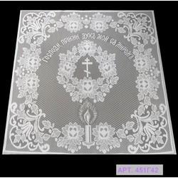 Накидка на подушку В-451Г42  65 х 70