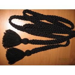 Пояс плетенный  6 ниток