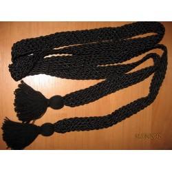 Пояс плетенный  9 ниток