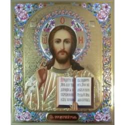 Иисус Христос 15*18 конгрев СОФРИНО ЭМАЛЬ 1 цв