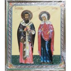 Киприан и Устинья ДСП15*18