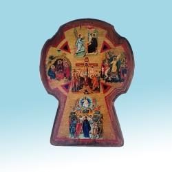 Крест бол. Иконы Греческие под старину