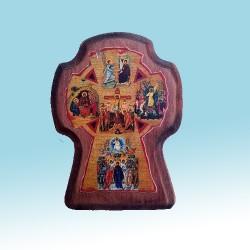 Крест мал. Иконы Греческие под старину