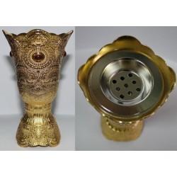 Кадильница метал,23151 26-4 уп в ящ 100шт