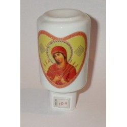 Светильник (с иконой Семистрельная )