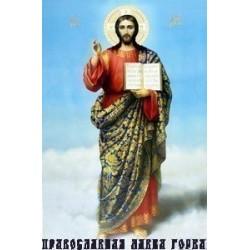 Иисус Христос (ростовой) 47*69см
