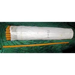 Свеча Архиерейская (в пачке 5шт) (воск конус) стоимость за штуку