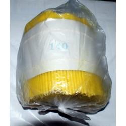 Свечи парафиновые 140 (700 шт) 15,5см, диаметр 5мм