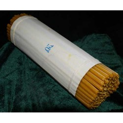 Свечи парафиновые 20 (100шт) 31см, диаметр 10мм