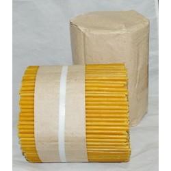 Свечи парафиновые 100 (500 шт) 100 см, диаметр 6мм Уфа