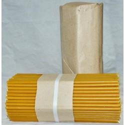 Свечи парафиновые 40 (200 шт)  26см, диаметр 7мм Уфа