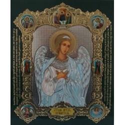 Ангел Хранитель пояс. 15х18 конгрев зеленый